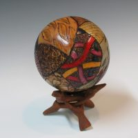 Turning and Carvings by Charlie